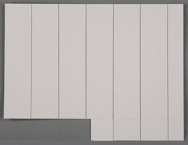 , '差原化 Dividing Fields,' 1980, Tomio Koyama Gallery