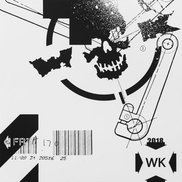 , 'WK08,' 2018, Underdogs Gallery