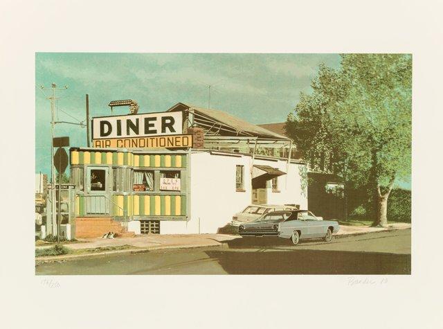John Baeder, 'Royal Diner', 1980, Heritage Auctions