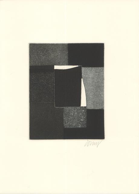 Bertrand Dorny, 'Untitled IV', 1974, ArtWise
