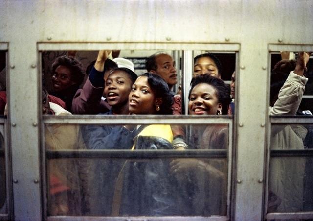 , 'Rush Hour, NYC,' 1988, Galerie Bene Taschen