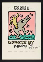 Knokke Casino Poster
