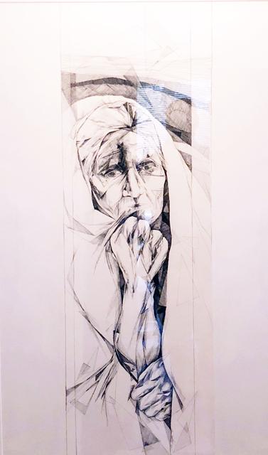 , 'Grandmother,' 1989, Machamux