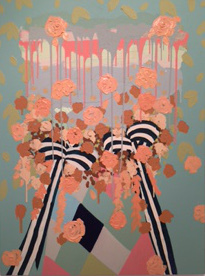 , 'Untitled 12 (Orange),' 2017, LAUNCH LA