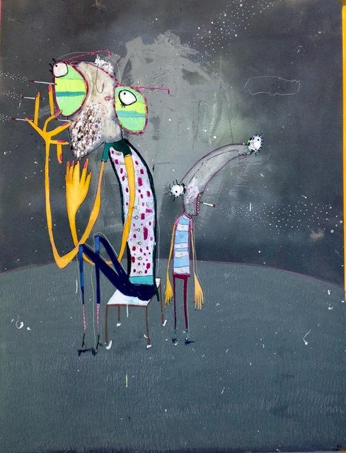 , 'Escondidos,' 2016, Juan Silió
