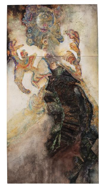 Thomas Lyon Mills, 'Rumi 30 IX 1207', 2002-2018, Ricco/Maresca Gallery