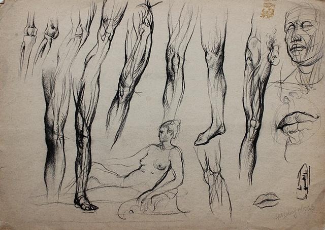 , 'Legs,' , Gallery Katarzyna Napiorkowska | Warsaw & Brussels