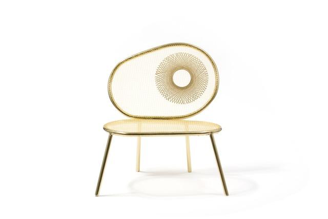 , 'Racket Chair (Tennis),' 2013, Friedman Benda