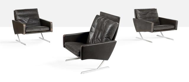 Preben Fabricius, 'Lounge chair', circa 1970, Aguttes