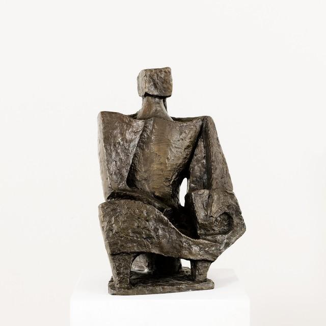 , 'Lautenspieler (Lute Player),' 1948, Galerie Bei Der Albertina Zetter