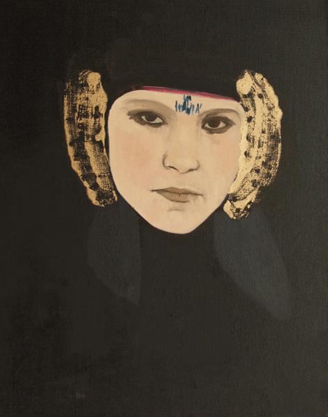 , 'Untitled #4, série Princesse,' , Galerie Cécile Fakhoury - Abidjan
