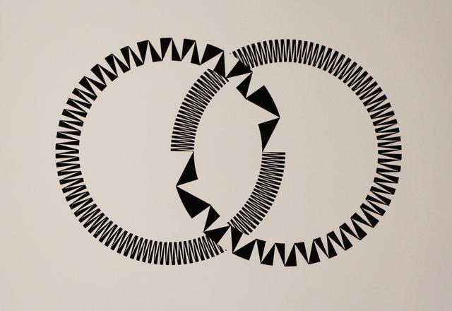 , 'Double Ouroboros,' 2017, Art Bärtschi & Cie | Geneva, Switzerland