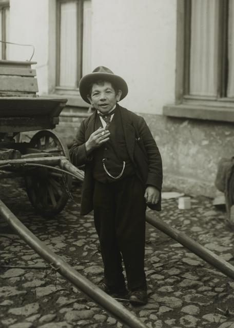 , 'Cretin,' 1924, Galerie Julian Sander