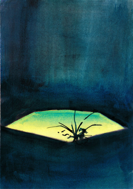 Robert Bingaman, 'Study for Goff Pool 3', 2016, Haw Contemporary