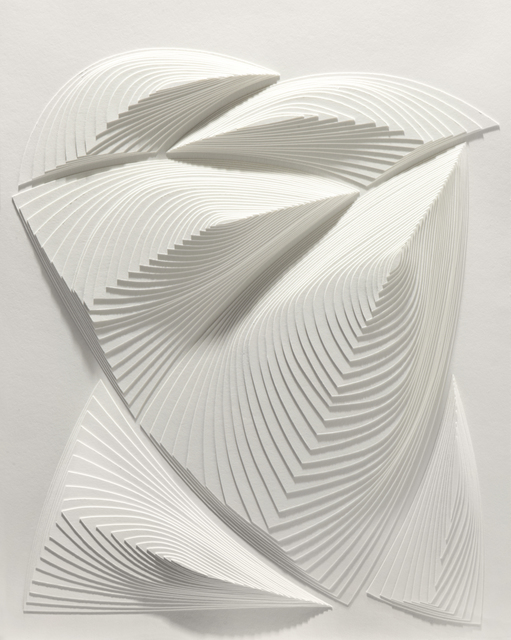 , 'White Freeform - Out,' 2014, C Fine Art