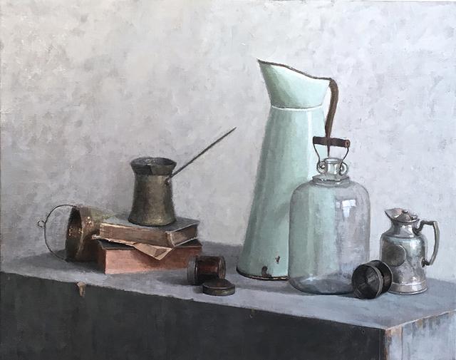 , 'Vessels,' 2017, Somerville Manning Gallery