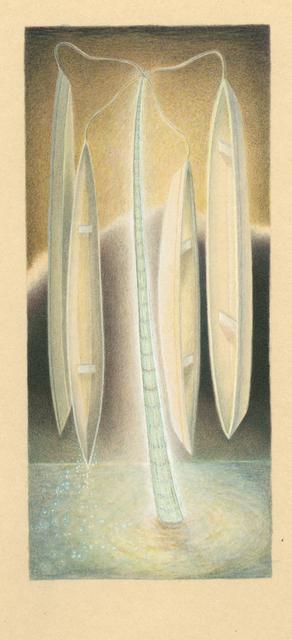 , 'Low Cloud,' 2001, Gallery Victor Armendariz
