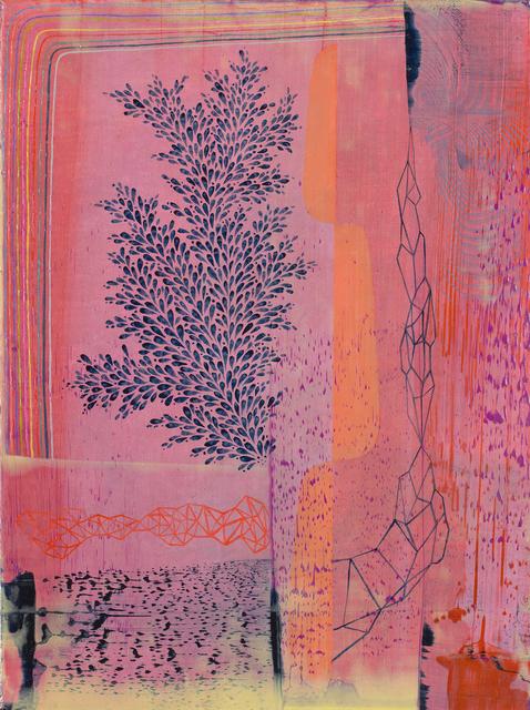 , 'Blush,' 2017, Adah Rose Gallery