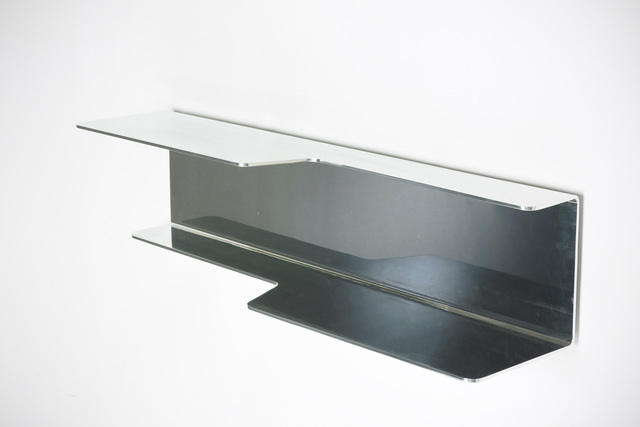", '""Tidal"" shelf,' 2007, Casati Gallery"