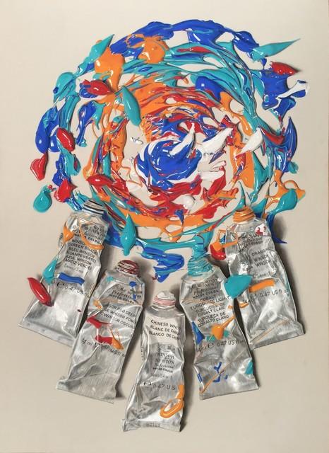 Nourine Hammad, 'Chaos III, Swirl', 2017, Plus One Gallery