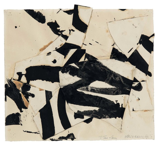 , 'Untitled (MARE-6133),' 1959, Michael Rosenfeld Gallery