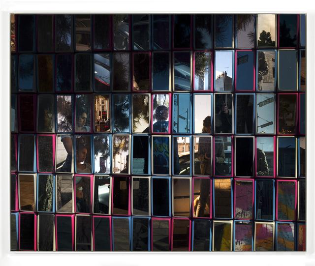 , 'Mirror - Untitled, September 2015,' 2015, Maureen Paley