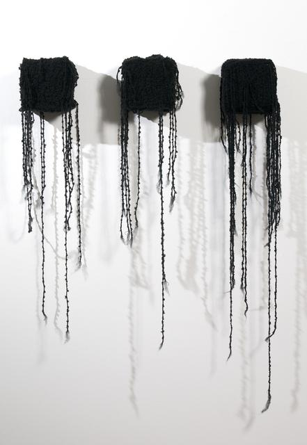 Denise Yaghmourian, 'Black Jellyfish', 2009, Bentley Gallery