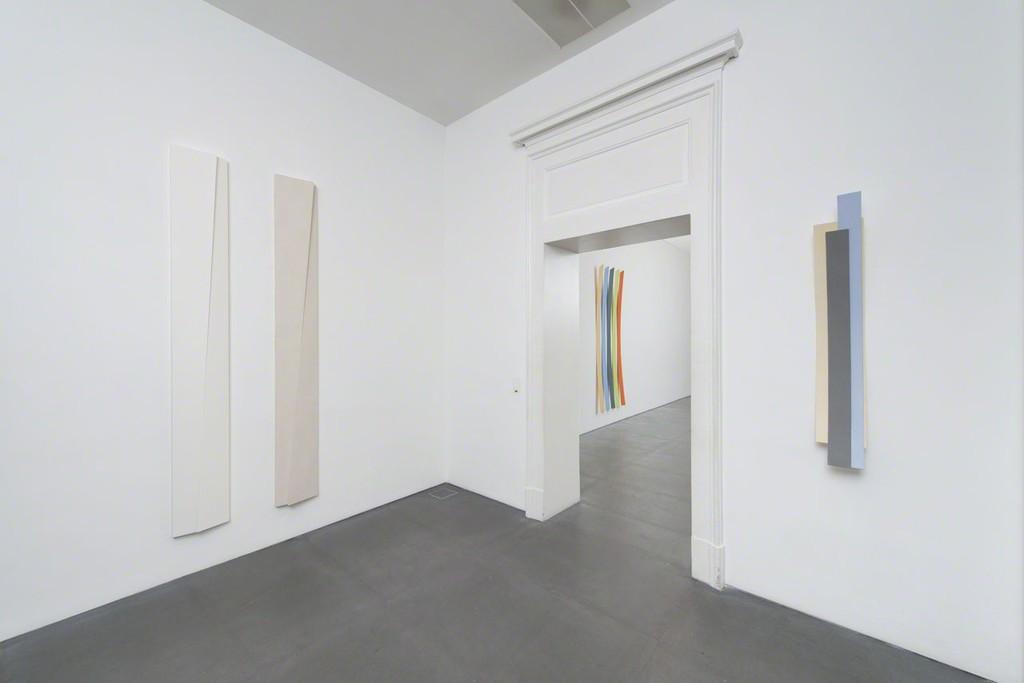GIULIANO DAL MOLIN May 26, 2016 - July 30, 2016 Installation view Entrance ph. Giorgio Benni