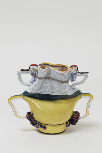 Kathy Butterly, 'Middleclassiness', 2015, Sculpture, Clay and glaze, Shoshana Wayne Gallery
