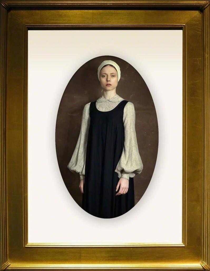 """Oval Portrait"""