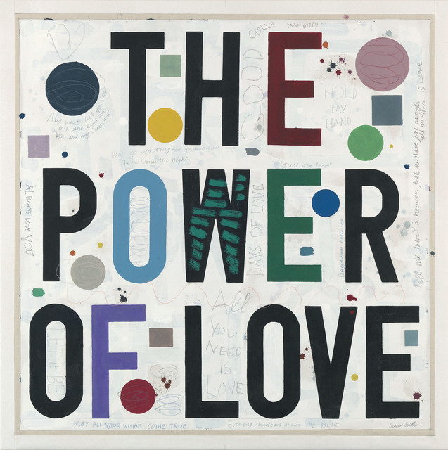 , 'The Power of Love,' 2016, Long-Sharp Gallery