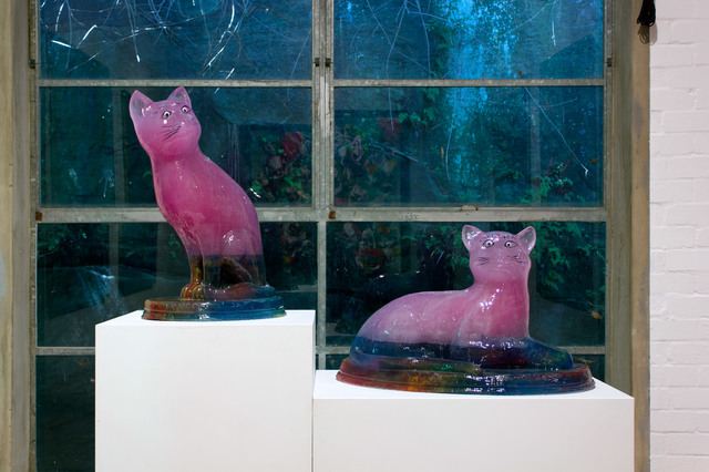 , 'Temple Cats,' 2016, Roslyn Oxley9 Gallery