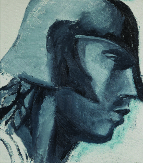 Carole Robb, 'Achilles', 2017, Denise Bibro Fine Art