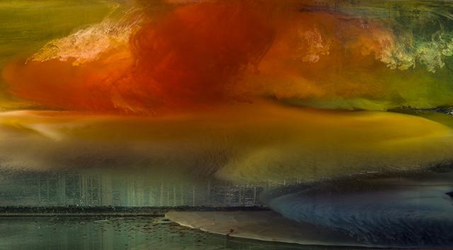 Kim Keever, 'Abstract 22075', 2015, Waterhouse & Dodd