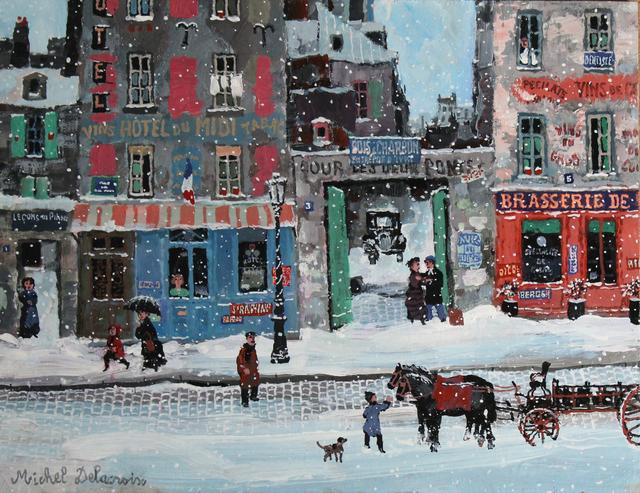 , 'Rue des Deux Ponts,' , Hugo Galerie