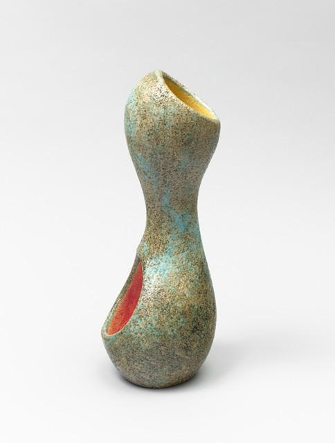 , 'Bilobed vase,' 1955, Thomas Fritsch-ARTRIUM