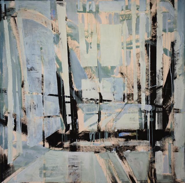 , 'Gracias,' 2018, Carter Burden Gallery