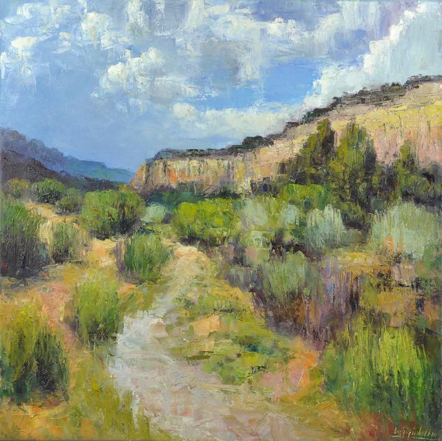 , 'Chama Canyon,' 2018, Mark White Fine Art