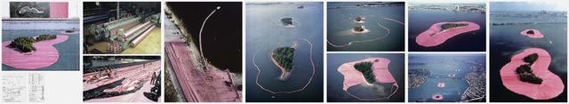 Christo and Jeanne-Claude, 'Surrounded Islands', Schellmann Art