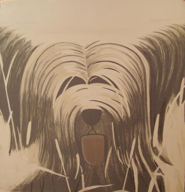 Alex Katz, 'Black and White Sunny', 1976, Marlborough
