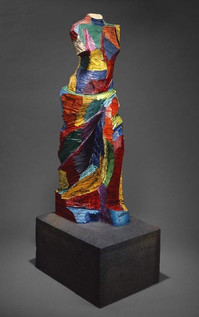 Jim Dine, 'Trembling for Color', 1990, Tangent Contemporary Art