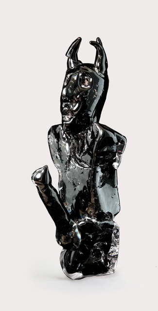 , 'Untitled (Black Herma II),' 2019, Anima Mundi