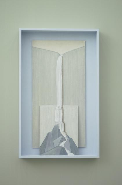 Liu Yujie 刘玉洁, 'Transorm - Nachi Waterfall 交替之形-那智瀑布图', 2018, Amy Li Gallery