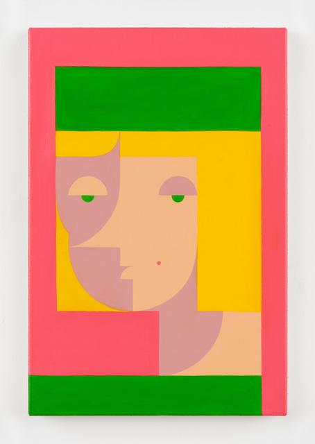 , 'Young Knight,' , Rachel Uffner Gallery