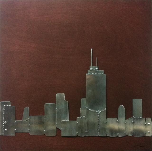, 'City-333,' 2016, Artêria
