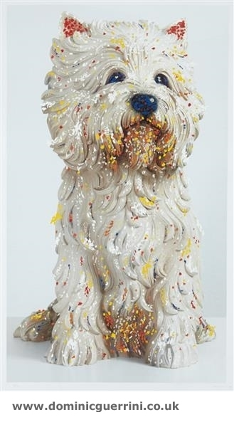 , 'Puppy,' 1999, Lawrence Alkin Gallery