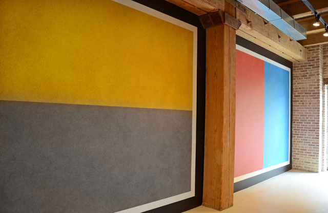 , 'Wall Drawing 644,' 1990, Rhona Hoffman Gallery