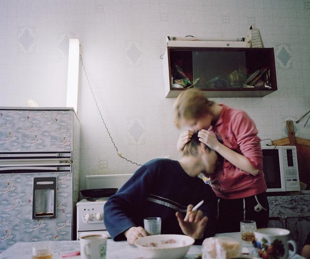 , 'Christina & Anton,' 2013, Galerie SOON
