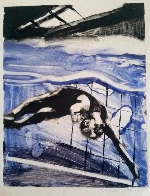 , 'Diver,' 1995, Tabla Rasa Gallery