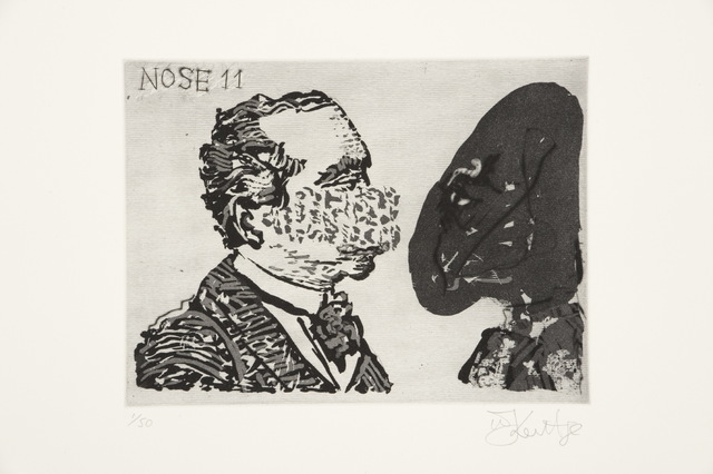, 'Nose 11,' 2008, David Krut Projects